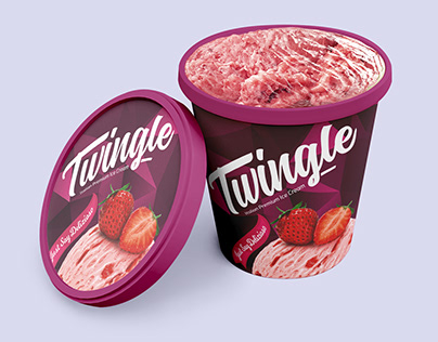 Twingle ice cream