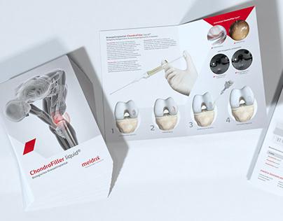 Informationsflyer ChondroFiller® liquid