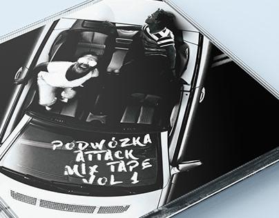 CD cover music mixtape for lift