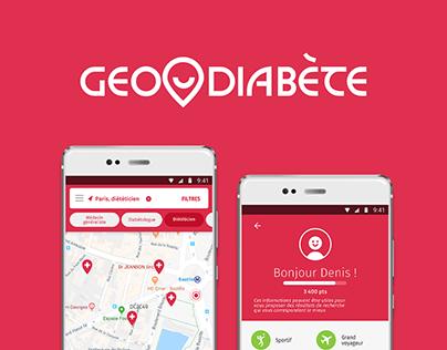 Geo diabète - Fédération Française des diabétiques