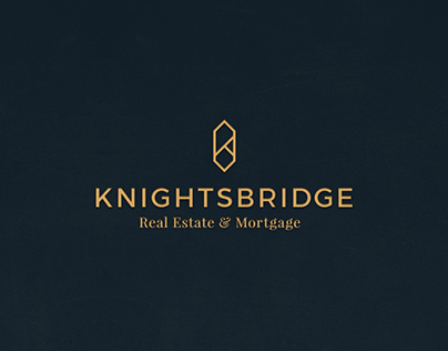 Visual Identity for luxury real estate firm
