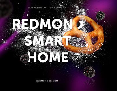 Marketing-kit for Redmond