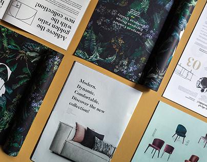 Saloni Furniture / 2019 Product&Brand Catalog