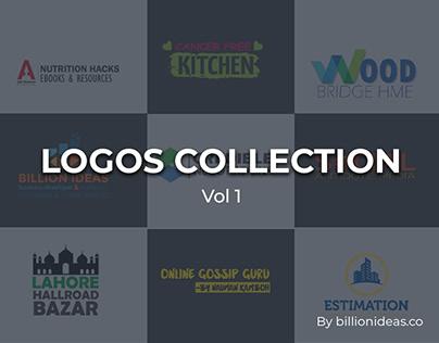 Logos Design Collection - Volume 1