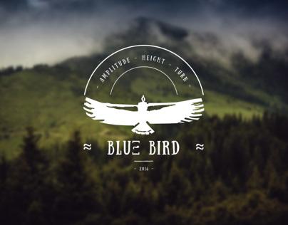 Propuesta Logo Blue Bird