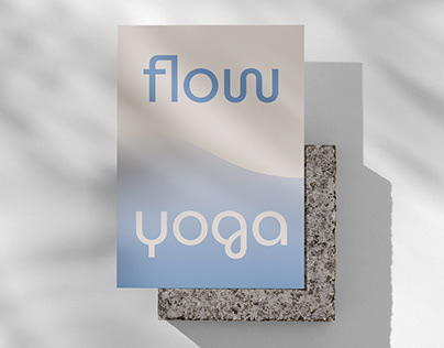Yoga Flow Studio - Identidad Visual