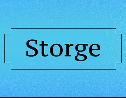 Storge Character Sprites