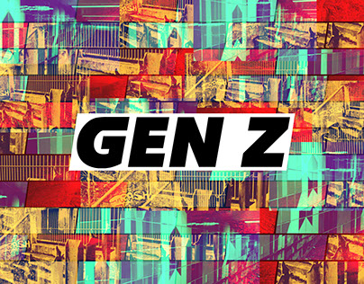 Generation Z - Motion Graphics