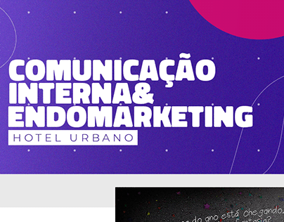 Comunicação Interna e Endomarketing - Hurb