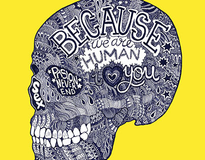 Because we are human i love you