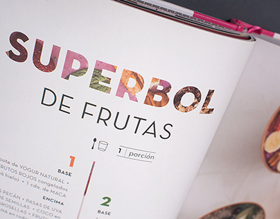 "Cookbook ""Cocina con onda"", by Jessica Lekerman"