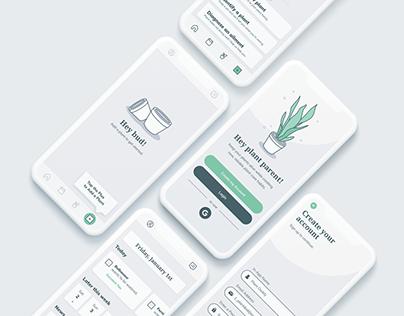 Plant Care App