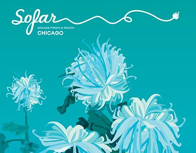 Sofar Sounds Chicago Poster