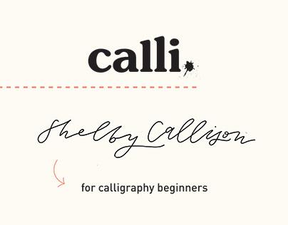 Calli Entrepreneurial Concept Design