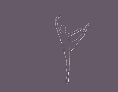 Ballerina Rotoscope Animation