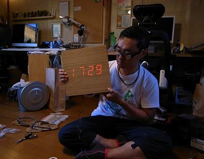 Ambient Clock (Unit 3s)