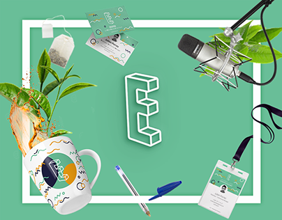 Eclectea | Online Press | Brand Identity