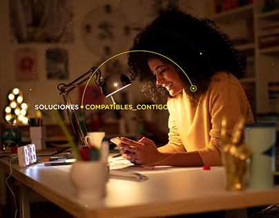 SOLUCIONES COMPATIBLES CONTIGO. BANCOLOMBIA