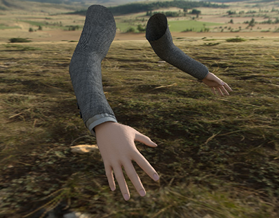 VR arms