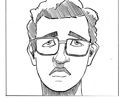 Autobio Comic