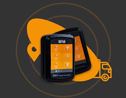 Seyir Mobil TAVI Web Site (Vehicle Tracking System)
