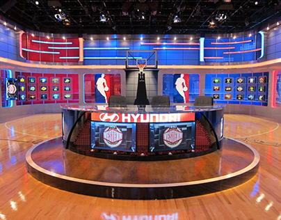 NBA TV Studio