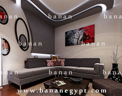 Living Room Mr.Hany