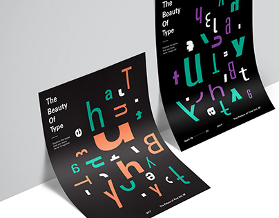 The Beauty of Type // Adobe Live