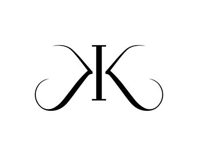 """KK"" MONOGRAM IDEA NO. 2"