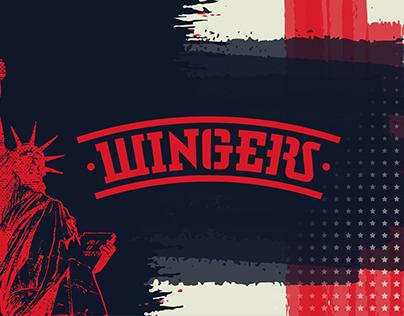 Wingers - Brand Uplifting