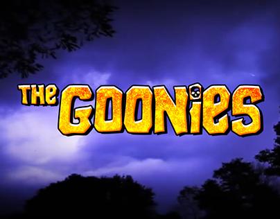 The Goonies Trailer - School Project