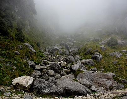 Triund : Nature's own Reflection