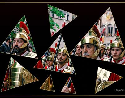 Puzzle Manaies de Girona - Catalonia