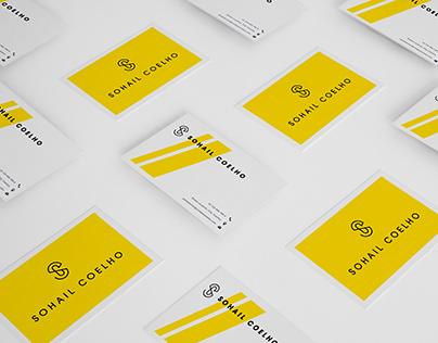 Sohail Coelho Logo Design