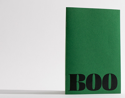 BOO: the Christmas Carols of Doom zine