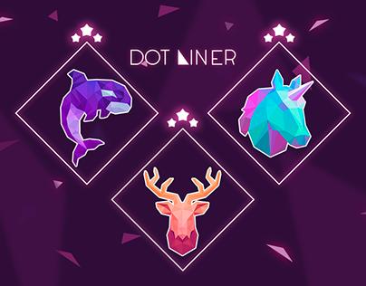 Dot Liner - Poly Art