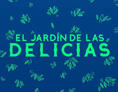 El Jardín de las Delicias / cortometraje