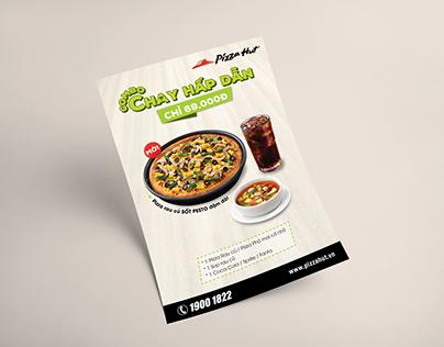 Pizza Hut Vegan Pizza