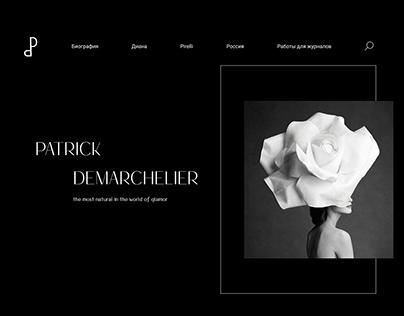 Demarchelier concept website