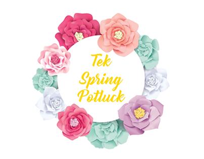 Office Potluck Website