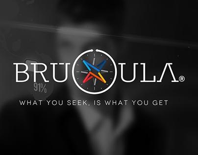 Bruxula - Logotipo, ID.