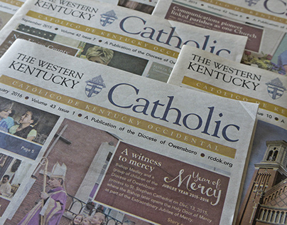 Case Study: Western Kentucky Catholic Redesign