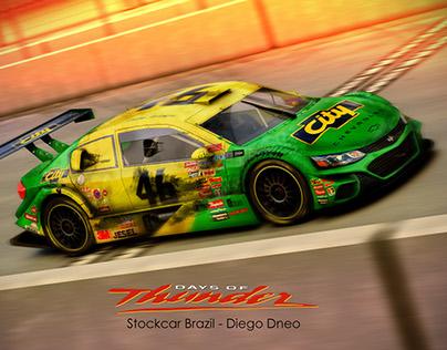 Stockcar Brazil - Cole Trickle