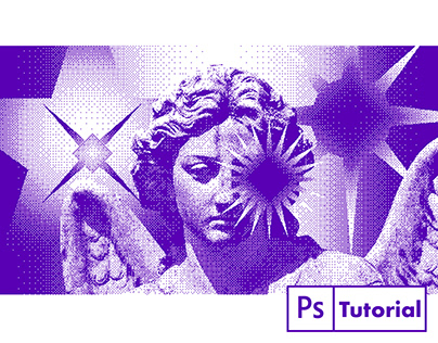 How to Create a Bitmap / Cross / Stipple Effects