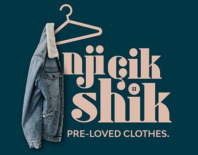 """Nji Çik Shik"" / Pre-loved clothes"