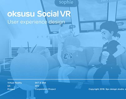 oksusu social VR