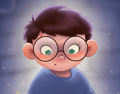 Happy Birthday, Harry | illustration