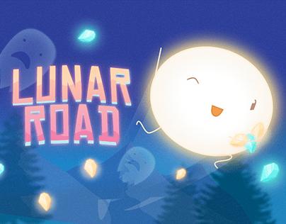 Game Lunar Road