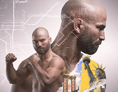 Artem Lobov - Media Event announcement graphic
