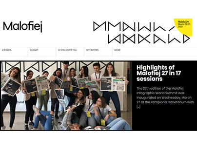 203X won Malofiej 27 Award